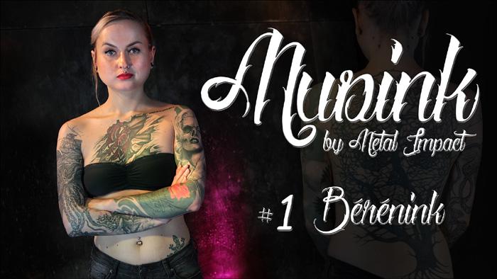 MUSINK by Metal Impact #1 Bérénik (2016 / ITW-VIDEO)
