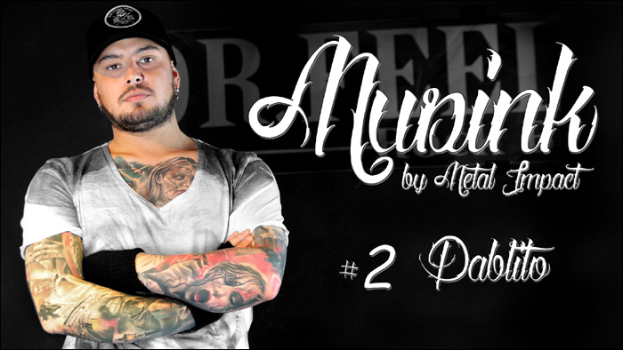 MUSINK by Metal Impact #2 Pablito (Jan-2016 / ITW-VIDEO)