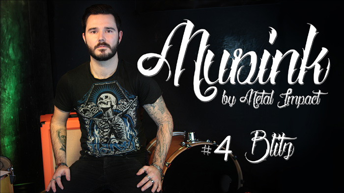 MUSINK by Metal Impact #4 Blitz (2016 / ITW-VIDEO)