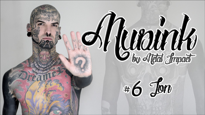MUSINK by Metal Impact #6 Jon (2016 / ITW-VIDEO)