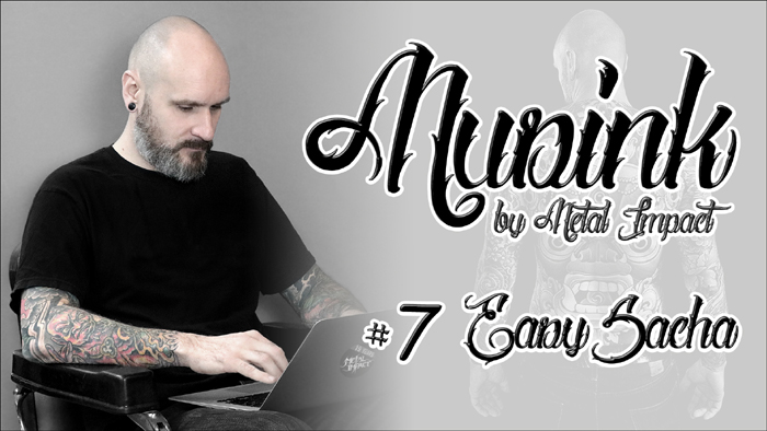 MUSINK by Metal Impact #7 EasySacha (2016 / ITW-VIDEO)