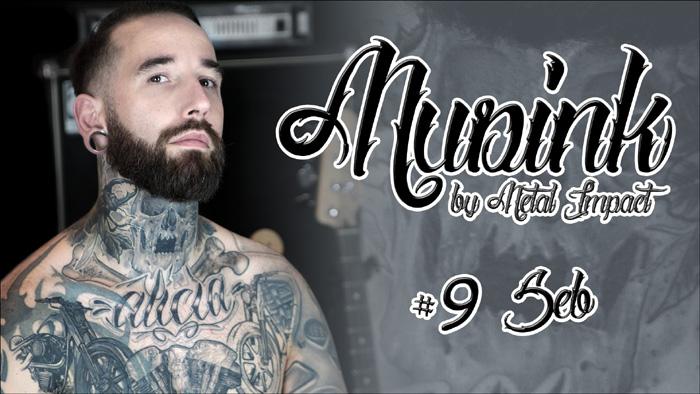 MUSINK by Metal Impact #9 Seb (ITW-VIDEO)