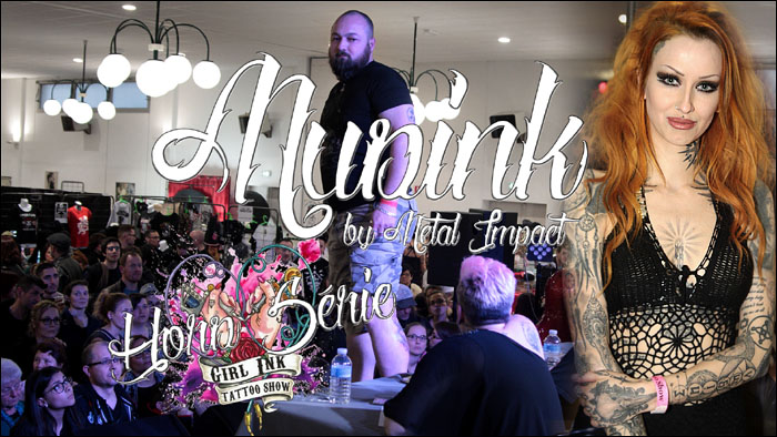 GIRL INK TATTOO SHOW by Metal Impact #4 Blitz (2016 / ITW-VIDEO)