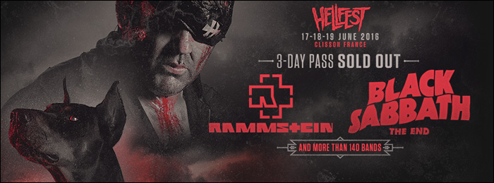 HELLFEST OPEN AIR FRA